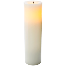 "Flameless Candle - 3"" x 12"""