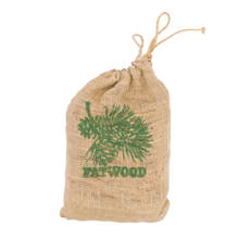 Fatwood Fire Starter - 4 lb. Bag
