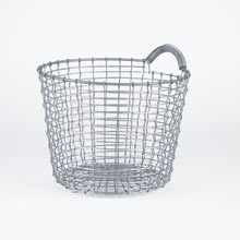 Korbo 16 Handmade Wire Basket with Handle