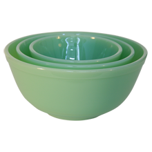 Mosser Glass Nesting Bowls