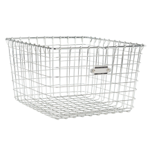 Large Wire Gym Basket