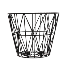 Small Hairpin Wire Basket