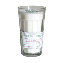 Barr-Co. Small Fir and Grapefruit Candle
