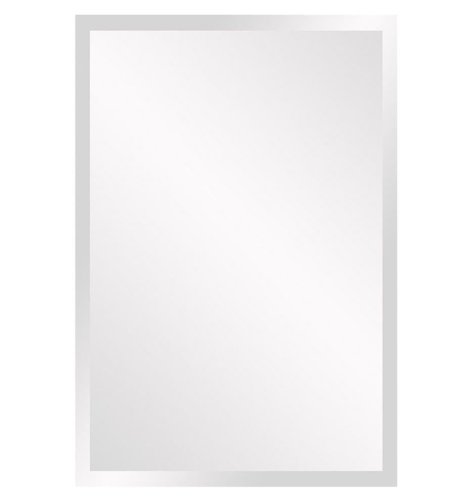 Frameless rectangle mirror rejuvenation for Frameless rectangular bathroom mirror