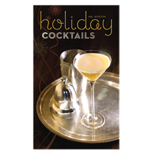 Mr. Boston Holiday Cocktails