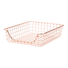 Copper Wire Scoop Tray