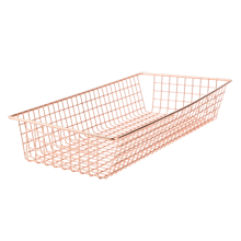 Copper Wire Organizer Tray - Large
