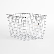 Chrome Wire Gym Basket