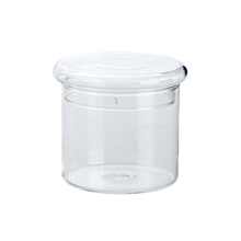 Modern Glass Canister