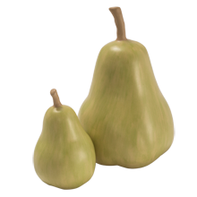 Stoneware Pear