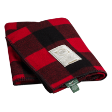 Woolrich Rough Rider Blanket - Red