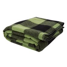 Woolrich Rough Rider Blanket - Green