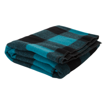 Woolrich Rough Rider Blanket - Blue