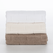 Organic 700-Gram Hydrocotton Subway-Tile Hand Towel