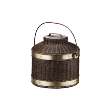 Small Milk Can Basket