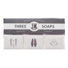 Izola Gentleman Soap Set