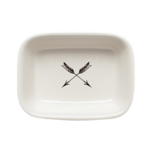 Arrows Soap Dish