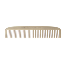 Izola Not a Hair Out of Place Comb