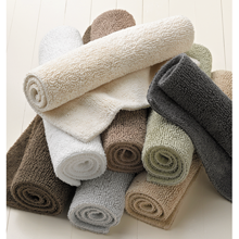 Organic Cotton Reversible Bath Rug