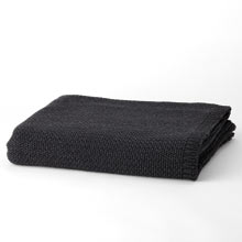 Recycled Cotton Knit Throw