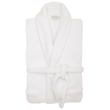 Microfiber Chenille Spa Bathrobe