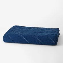 Moonshadow Goods Handmade Quilt - Indigo