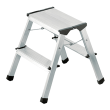 Hailo Dual Step Ladder