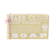 Barr-Co. Soap, Lemon Verbena