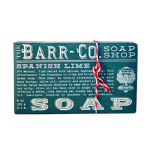 Barr-Co. Soap, Spanish Lime