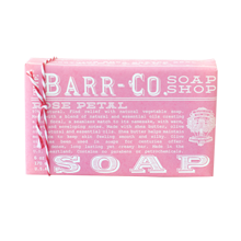 Barr-Co. Soap, Rose Petal