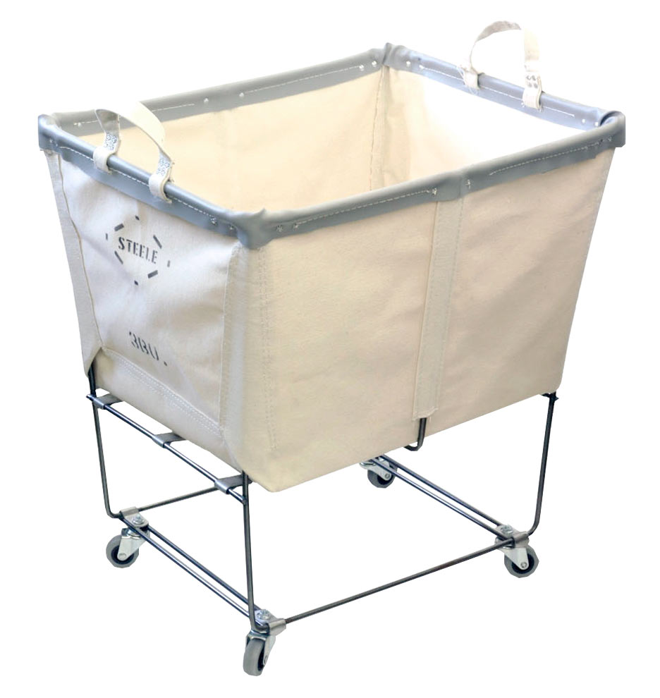 Large Steele Canvas Laundry Bin Natural Rejuvenation
