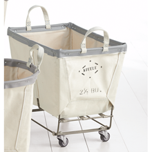 Medium Steele Canvas Laundry Bin - Natural