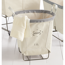 Small Steele Canvas Laundry Bin