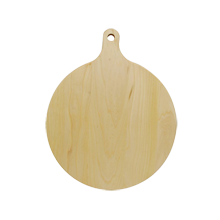 Amish Cutting Board, Round