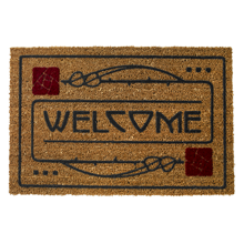 Dard Hunter Rose Doormat