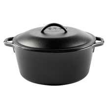 Lodge 5-quart Cast-Iron Dutch Oven