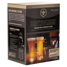 BrewDemon Premium Brewing System Kit