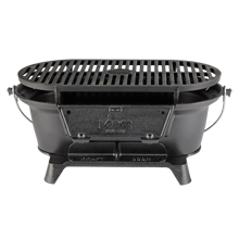 Lodge Cast-Iron Sportsman Grill