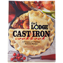 Lodge Cast-Iron Cookbook