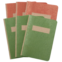 Scout Book Notebook, Set of 3