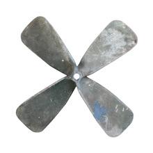 Four Blade Cast Aluminum Propeller C1940s