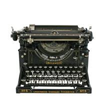 Quintessential Vintage Typewriter by Underwood C1915