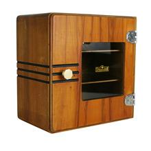 Art Deco Desk-Top Sterilizer Cabinet C1920s