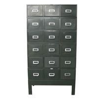 Cole Steel Multi-Drawer Cabinet C1960