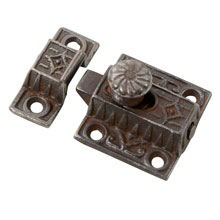 Petite Eastlake Cupboard Spring Latch C1885