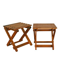 Pair of Wooden Canoe Seats C1950