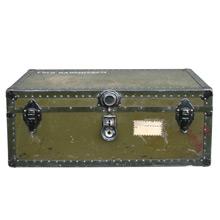 World War II Military Footlocker C1945