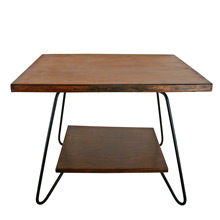 Hairpin Leg Coffee Table c1960
