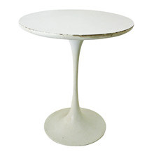 Saarinen Inspired Tulip Side Table C1960