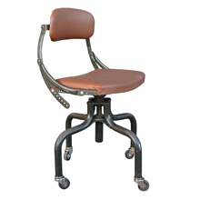 Industrial Do-More Office Chair c1940